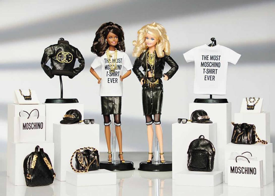 moschino barbie 2