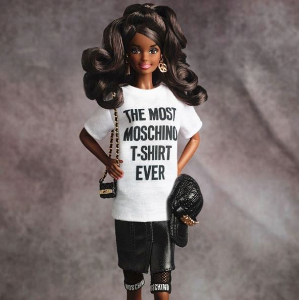 moschino barbie 4