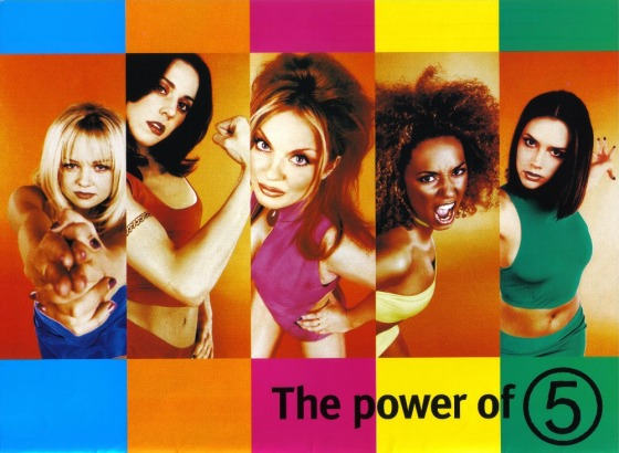 Image result for spice girls launch channel 5